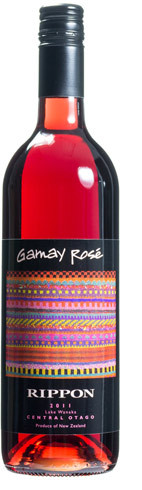 瑞本酒之渴望佳美桃红葡萄酒(Rippon Gamay Rose,Central Otago,New Zealand)
