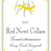 Red Newt Cellars Curry Creek Vineyards Gewurztraminer,Finger...