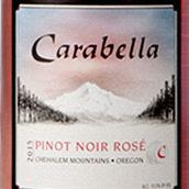 卡拉贝拉酒庄桃红葡萄酒(Carabella Vineyard Rose,Willamette Valley,USA)