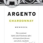 银谷霞多丽干白葡萄酒(Argento Chardonnay, Uco Valley, Argentina)