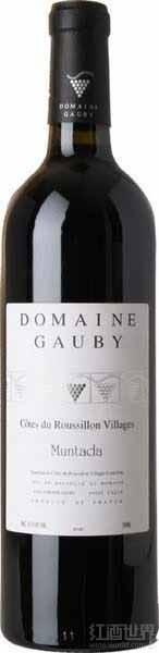 Domaine Gauby Cotes du Roussillon Villages Muntada,Languedoc...