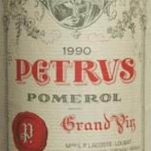 柏图斯酒庄红葡萄酒(Petrus,Pomerol,France)