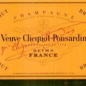凯歌皇牌香槟(Champagne Veuve Clicquot Yellow Label,Champagne,France)