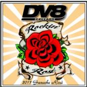 DV8酒庄摇滚桃红葡萄酒(DV8 Cellars Rockin Rose,Santa Barbara County,USA)