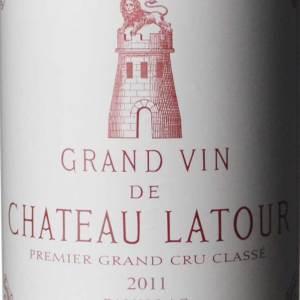 拉图城堡红葡萄酒(Chateau Latour,Pauillac,France)