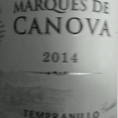 卡诺瓦侯爵酒庄丹魄红葡萄酒(Marques de Canova Tempranillo,La Mancha,Spain)