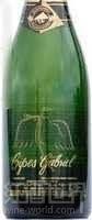 夏丘金字塔西柏加布里干型起泡酒(Summerhill Pyramid Winery Cipes Gabriel Brut,Okanagan Valley...)