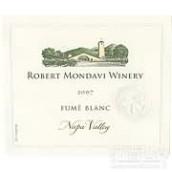 蒙大维白富美干白葡萄酒(Robert Mondavi Winery Fume Blanc,Napa Valley,USA)