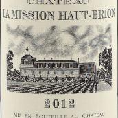 美讯酒庄红葡萄酒(Chateau La Mission Haut-Brion,Pessac-Leognan,France)