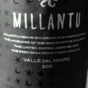 圣爱丽丝米兰图干红葡萄酒(Santa Alicia Millantu,Maipo Valley,Chile)