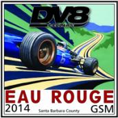 DV8酒庄GSM混酿干红葡萄酒(DV8 Cellars Eau Rouge GSM Blend, Santa Barbara County, USA)