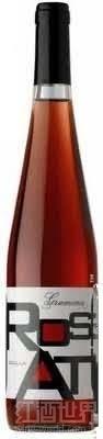 格拉莫娜莫斯提拉桃红起泡酒(Gramona Moustillant Rosat Brut,Penedes,Spain)