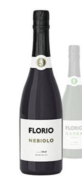 佛罗里欧内比奥罗起泡酒(Bodega Florio Nebiolo,Mendoza,Argentina)