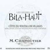 莎普蒂尔维尼上比拉干红葡萄酒(M.Chapoutier Les Vignes de Bila-Haut Cotes du Roussillon ...)