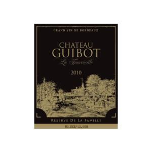 贵宝庄园干红葡萄酒(Chateau Guibot La Fourvieille,Puisseguin-Saint-Emilion,...)