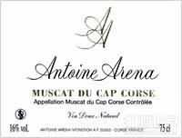 Antoine Arena Muscat du Cap Corse,Corsica,France