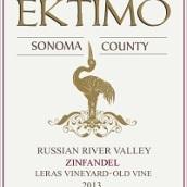 感恩酒庄老藤仙粉黛干红葡萄酒(Ektimo Vineyards Old Vine Zinfandel, Russian River Valley, USA)