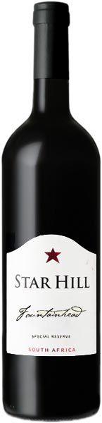 星山本源混酿干红葡萄酒(Star Hill Wines Fountainhead,Tradouw Highlands,South Africa)
