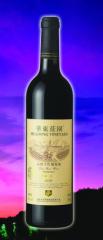 华东庄园精品高级干红葡萄酒(Huadong Vineyard Finest Reserve Red Wine,Tsingtao,China)