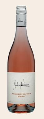 奥德雷威尔金生酿酒师系列麝香桃红葡萄酒(Audrey Wilkinson Winemakers Selection Moscato,Hunter Valley,...)