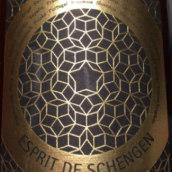 Henri Ruppert Esprit De Schengen Cremant,Moselle,Luxembourg