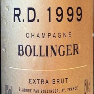 堡林爵R.D.特极干型香槟(Champagne Bollinger R.D.Extra Brut,Champagne,France)