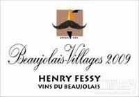 Henry Fessy Beaujolais Villages,Beaujolais,France