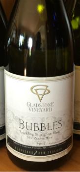 格拉斯顿起泡酒(Gladstone Vineyard Bubbles,Wairarapa,New Zealand)