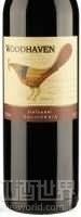 德利卡木天堂仙粉黛干红葡萄酒(Delicato Family Vineyards Woodhaven Zinfandel,California,USA)