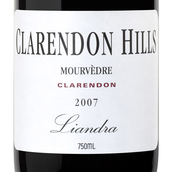 克拉伦敦山丽安达园慕合怀特干红葡萄酒(Clarendon Hills Liandra Mourvedre, Clarendon, Australia)