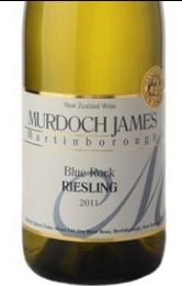 默多克蓝石雷司令干白葡萄酒(Murdoch James Blue Rock Riesling, Martinborough, New Zealand)