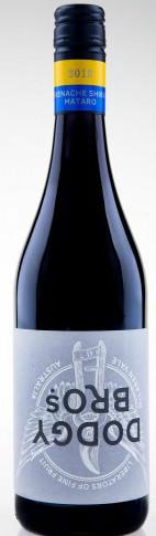 道奇兄弟歌海娜-西拉-玛塔罗混酿干红葡萄酒(Dodgy Brothers Wines Grenache-Shiraz-Mataro,McLaren Vale,...)