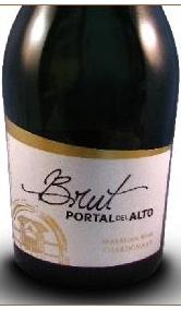 奥拓干型起泡酒(Portal del Alto Brut,Maule Valley,Chile)