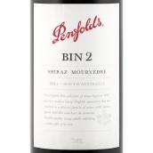奔富Bin 2西拉-慕合怀特干红葡萄酒(Penfolds Bin 2 Shiraz-Mourvedre,Barossa Valley,Australia)