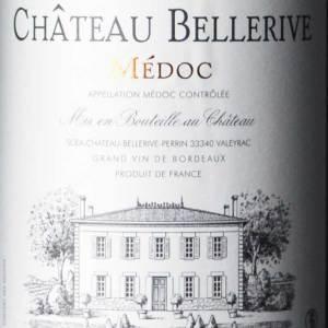 美丽河城堡红葡萄酒(Chateau Bellerive, Medoc, France)