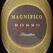 马尼菲科酒庄普里米蒂沃干红葡萄酒(Magnifico Rosso Fuoco Primitivo,Puglia IGT,Italy)