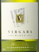 维加拉霞多丽干白葡萄酒(Virgara Family Wines Chardonnay,Adelaide Plains,Australia)