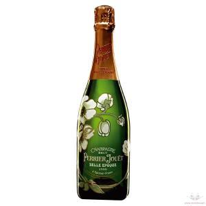 巴黎之花花样年华香槟(Champagne Perrier-Jouet Belle Epoque,Champagne,France)