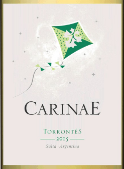卡瑞尼特浓情干白葡萄酒(Carinae Torrontes, Mendoza, Argentina)