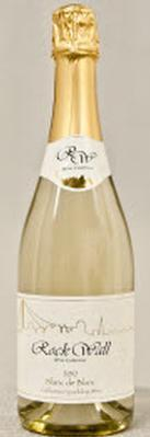 岩壁酒庄白中白干型起泡酒(Rock Wall Sparkling Blanc de Blanc California,USA)