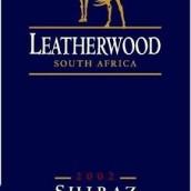 Leatherwood Shiraz-Viognier,Western Cape,South Africa