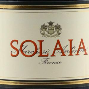 安东尼世家太阳园红葡萄酒(Marchesi Antinori Solaia,Tuscany,Italy)