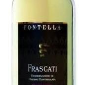 吉莱利冯特娜高级弗拉斯卡蒂甜白葡萄酒(Casa Girelli Fontella Superiore Frascati,Lazio,Italy)