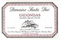 圣杜卡经典干红葡萄酒(Domaine Santa Duc,Gigondas,France)