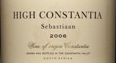 高康斯坦提亚品丽珠-赤霞珠干红葡萄酒(High Constantia Sebastiaan Cabernet Franc-Cabernet Sauvignon...)
