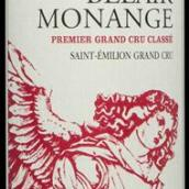 宝雅酒庄干红葡萄酒(Chateau Belair-Monange, Saint-Emilion Grand Cru Classe, France)