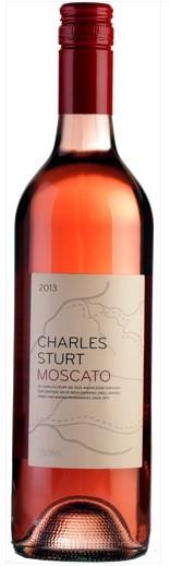 查尔斯特大学莫斯卡托桃红葡萄酒(Charles Sturt University Moscato,New South Wales,Australia)