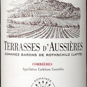 奥希耶特爱丝干红葡萄酒(Terrasses d'Aussieres,Corbieres,France)