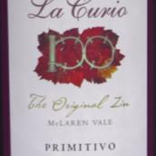 古玩原始仙粉黛普里米蒂沃干红葡萄酒(La Curio The Original Zin Primitivo,McLaren Vale,Australia)