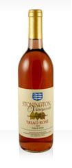 斯通宁顿三弦桃红葡萄酒(Stonington Vineyards Triad Rose,Southeastern New England,USA)